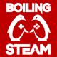 Boiling Steam